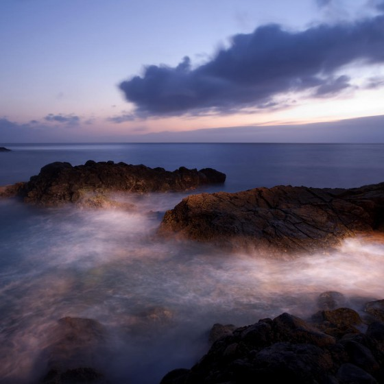 walther-pro-xl-3000r-la.Palma-spain-waves-rocks-light-painting