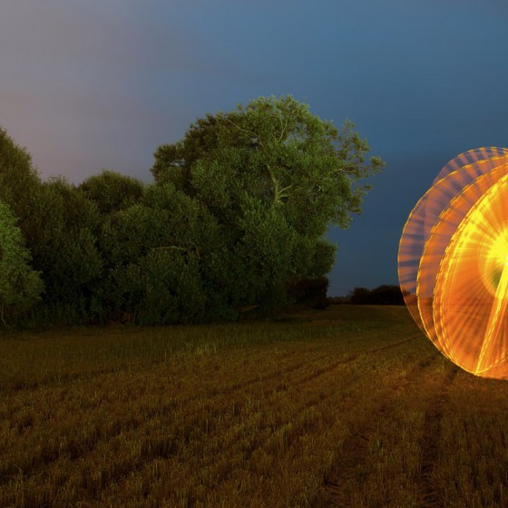 solaris-green-trees-stall-field-yellow-light-painting-orb