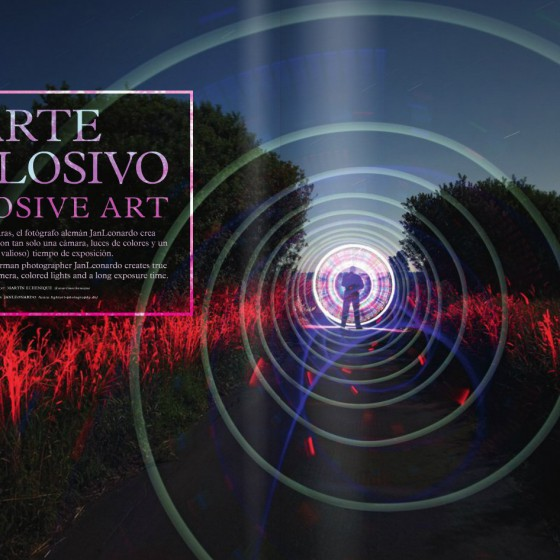 Artikel-IN-Flight-Magazine-LAN-Airline-Light-Painting-Art