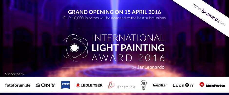 International Light Painting Award 2016