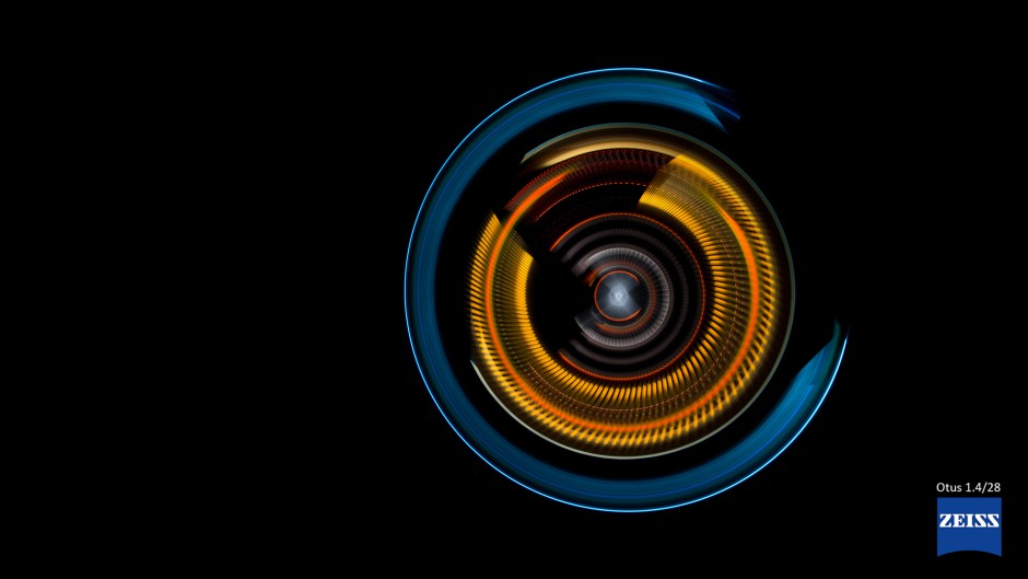 Carl Zeiss Light Painting  - HD - Wallpaper