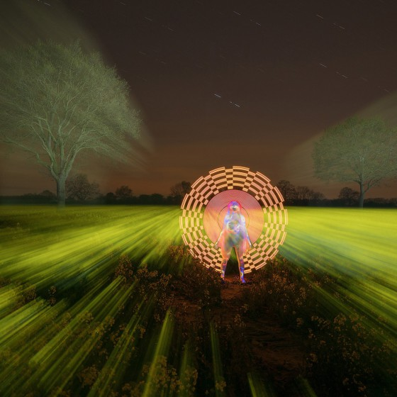 Light Painting/ LAPP: Teleporter