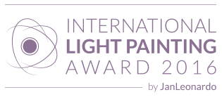 Logo International Light Painting Award 2016