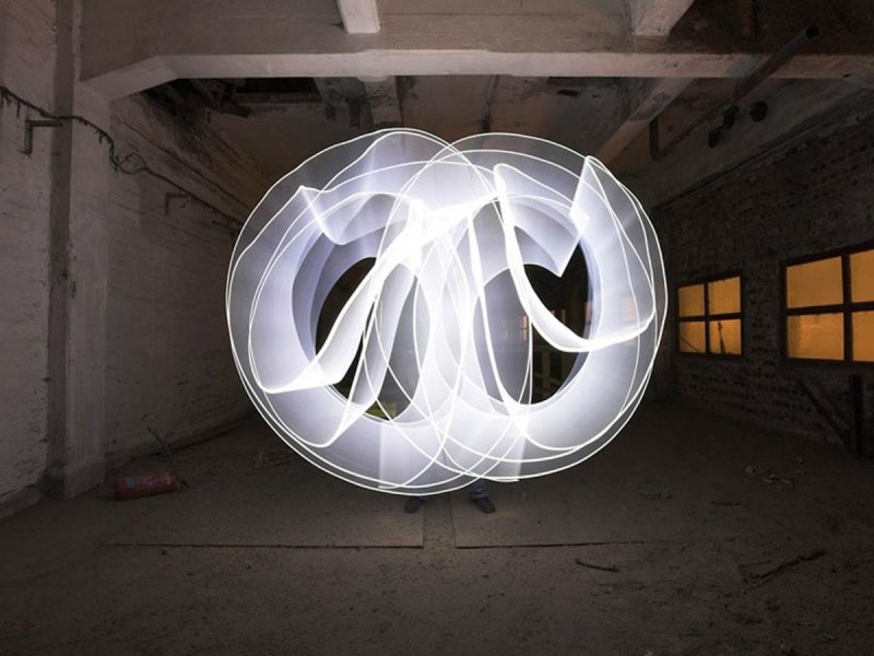 LAPP - Lightpainting by Lightart Photography artist JanLeonardo