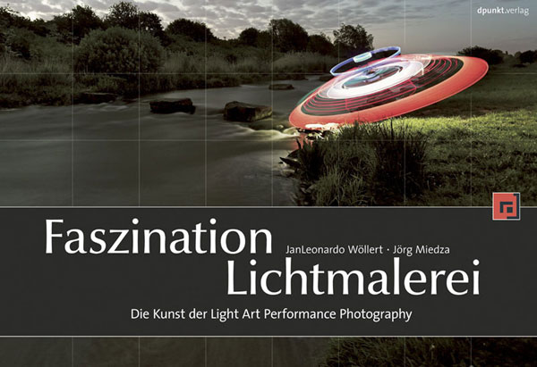 Faszination Lichtkunst Publikation Light Art photography