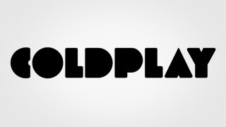 Logo coldplay - Referenz JanLeonardo