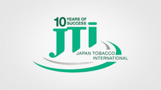 Logo japan-tobacco - Referenz JanLeonardo