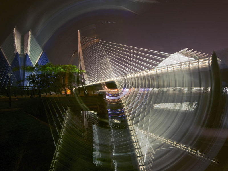 light-painting-spanien-valencia-museum-oceanic