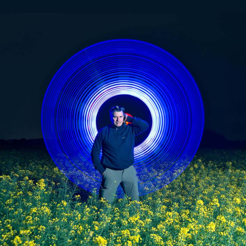 JanLeonardo Light Art Photographer