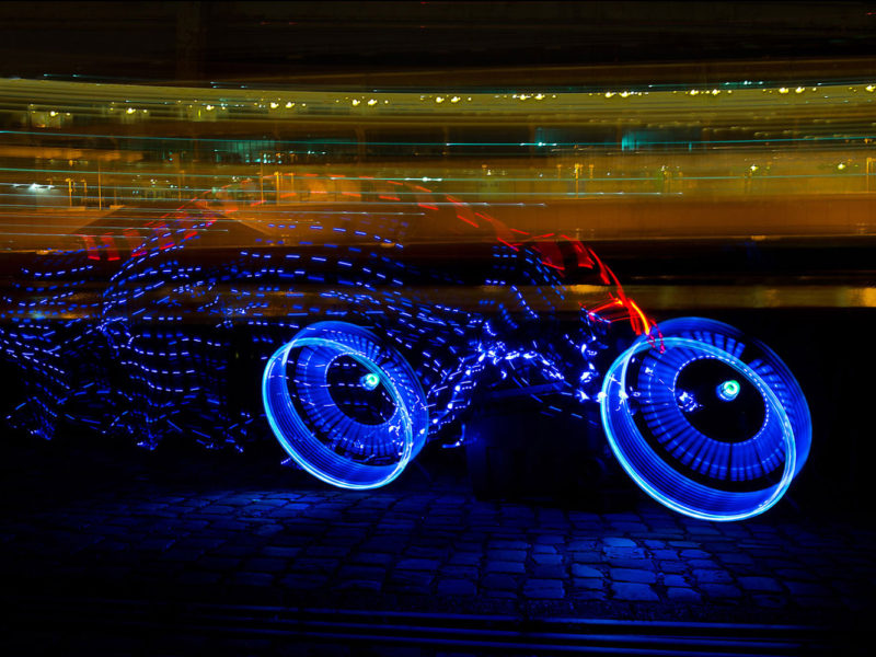 light-painting-tokyo-motor-show